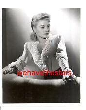 Vintage Gale Robbins GORGEOUS BEAUTY '44 PRESS Publicity Portrait