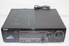 Philips Digital Cinema Sound Center Model FR965 FR 965 No Remote
