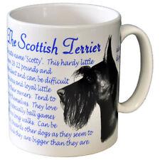 Scottish Terrier - Ceramic Coffee Mug - Dog Origins Breed