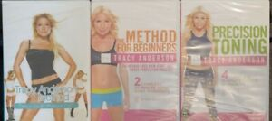 Tracy Anderson Workout Videos DVDs - 3