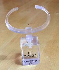 Omega watch stand display shop Speedmaster Constellation Seamaster Aqua Terra