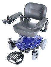 NEW Drive Medical COBALTBL16FS Cobalt Travel Power Wheelchair-Blue