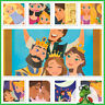 Disney Collect Topps Digital Illustrated Adventures - Tangled W/Award *GDL