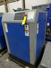 2010 Scrkore 30 Hp Rotary Screw Air Compressor E 30 Air Cooled 230v