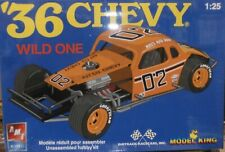 Amt 36 Chevy Modified Racer 1/25 Sealed Box