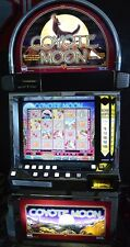 """IGT I-GAME COINLESS VIDEO MACHINE """"COYOTE MOON"""""""