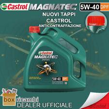 4 LITRI OLIO CASTROL MAGNATEC 5W40 DPF BMW LONGLIFE 04 - VW 505 00 / 505 01