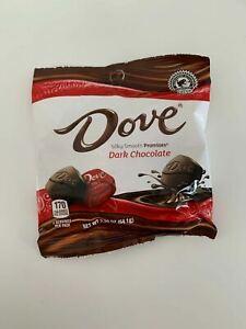 DOVE PROMISES Dark Chocolate Candy Bag - 2.26 Oz