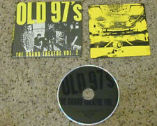 """Old 97's """"The Grand Theatre Vol. 2"""" CD *BLACK AND YELLOW* VG+ to NM-"""