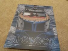 "BAGLIETTO ""LOG BOOK"" SUMMER 2017 - MARKETING BROCHURE - SUPER YACHTING NEWS"