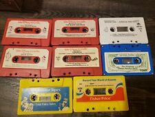 Disney Storyteller Cassette Tomy Fisher Price