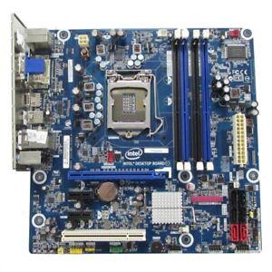 Intel DH55TC LGA1156 H55 mATX Motherboard NO IO Shield