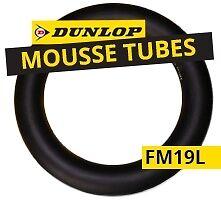 Dunlop Bib Mousse 19 Inch FM19L 110/90x19 and120/80x19 inch rear wheel 2.15x19