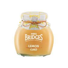 Mrs Bridges Lemon Curd Jar 340g