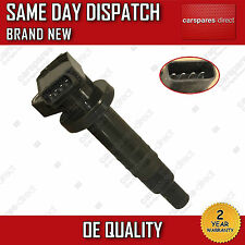 PEUGEOT 107 1.0 2005-ONWARDS *BRAND NEW* PENCIL IGNITION COIL *2 YEAR WARRANTY*