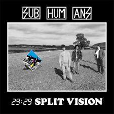 SUBHUMANS - 29:29 Split Vision VINYL LP NEU + OVP!