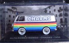 ALFA ROMEO ROMEO CHARMS 1959 scala 1:43
