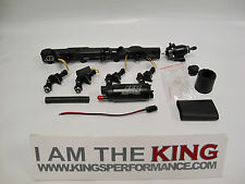 Kings Performance Stage 2 Fuel System for D Series! KP AEM 1000cc Bosch D16 D15