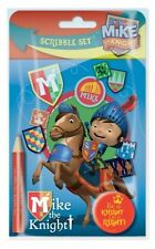 Mike The Knight Scribble Pad Brand New Gift