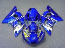 Nuovo Carena Carrozzeria Moto ABS per Yamaha YZF R6 1998 1999 2000 2001 2002 #AR