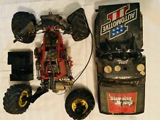 Vintage Tamiya Blackfoot RC Truck For Parts Or Repair