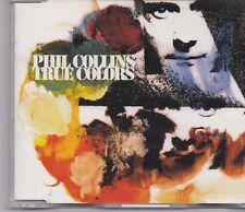 Phil Collins-True Colours promo cd single