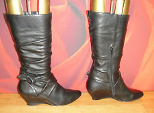 Dune Slouch Boots for Women