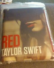 """~~SEALED~~ Taylor Swift """"Red"""" Photograph IPad Cover Promo Case 2012 Tour"""