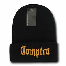 Unbranded Acrylic Hip Hop Beanie Hats for Men