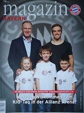 Programm 2014/15 FC Bayern München - Hertha BSC Berlin
