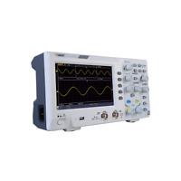 OWON SDS1102 Digital Desktop Oscilloscope, 2 Channel, Bandwidth: 100MHz, Sample