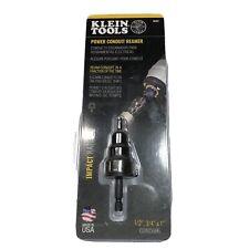 Klein Tools Power Conduit Reamer 85091 NEW