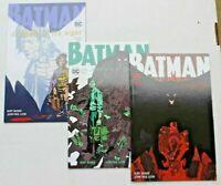 Batman Creature Of The Night Book One, Two & Three Set TPB