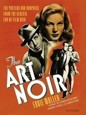 THE ART OF NOIR NEW PAPERBACK BOOK