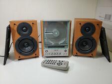 New listing Sony Cmt-Ex1 Am/Fm Cd Player Hi-Fi Stereo Bookshelf Micro System w/Remote 👀🔥