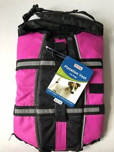 Petco Flotation Vest For Dogs - Size M, Fits Chest Size 17-22 Inches