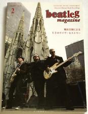 beatleg 2/2005 Japan Music Magazine U2 Rory Gallagher Beatles Corrs Bon Jovi