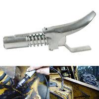 "Nipple Gripper !!! Locks On Stays On Gurtech Grease Gun G Coupler 1/8"" BSP"