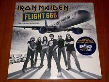 IRON MAIDEN FLIGHT 666 OST LIVE 2x LP PICTURE DISC VINYL EU PRESS LIMITED New