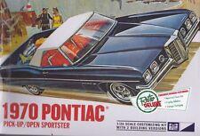1970 Pontiac Pick Up Sportster Mpc #840 1/25th scale Plastic Model Kit