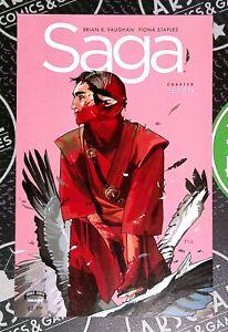 Saga #7 (2012) Image Comics Brian K. Vaughan Fiona Staples