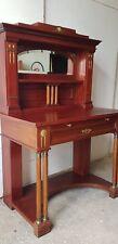 Jugendstil Schreibtisch/Schminktisch wunderschönes Möbel Mahagoni POS.615