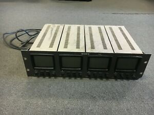 Sony Video Monitor PVM-411
