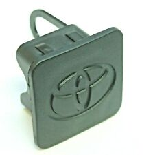 TOYOTA TOWBAR HITCH COVER TONGUE PLUG NEW GENUINE 50MM MOST MODELS EXP POST