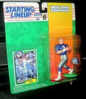 Starting Lineup Rick Mirer sports figure 1994 Kenner Seahawks SLU NFL