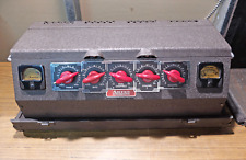 Vintage Ampro Pa-3 4-Channel Theater Amplifier - 6L6, 6J7, 6F6, 6N7, 5Z3, 5V4