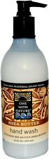 Shea Butter Moisturizing Hand Wash, One With Nature, 12 oz