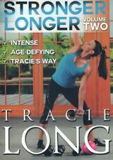 TRACIE LONG STRONGER LONGER VOLUME 2 DVD NEW SEALED EXERCISE FITNESS WORKOUT