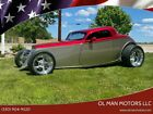 Image of 1933 Ford Other Street Rod, Classic Car, Hot Rod 1933 Ford Model A Street Rod, Classic Car, Hot Rod 169 Miles Red Coupe V8 5.7L A