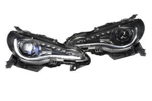 Morimoto XB LED Headlights for Scion FR-S, Subaru BRZ, Toyota GT86